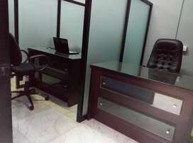 Office room for rent/Furniture sale