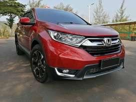 New Honda CRV 1.5 Turbo AT Merah Pekat 2018