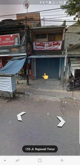 Ruko Pinggir Jalan Rajawali Sewa Murah