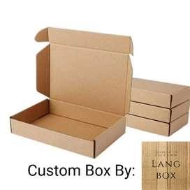 Box/Kardus Custom Premium