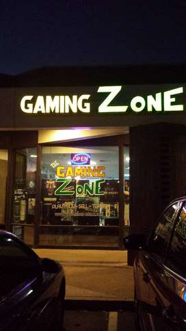 Gaming Zone Technician