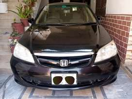 Honda civic car for sale in rawalpindi