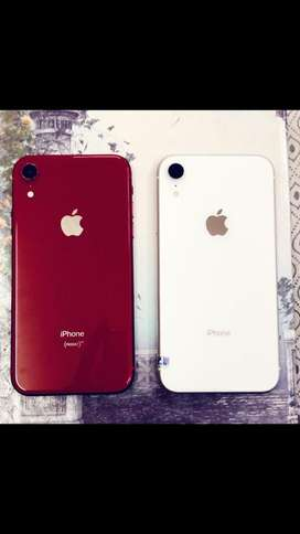 Iphone xr 128gb Red & white