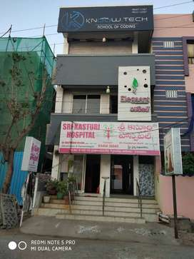 Commercial/ Office Space available near Bhanuguidi