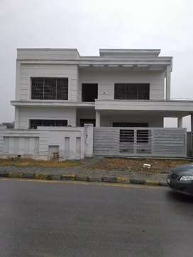 Grey structured house  DHA_3  old serene