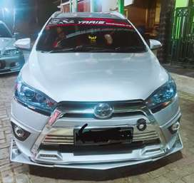All New Yaris TRD sportio 157jt