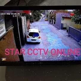 PAKET PASANG 2 KAMERA CCTV DAHUA