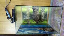 Aquarium for sale, good condition.