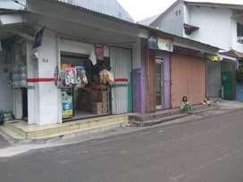 Dijual atau dikontrakkan kios warung