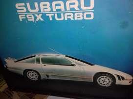 poster lawas subaru f9x turbo