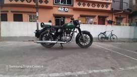 Royal Enfield bullet classic 350 for sale