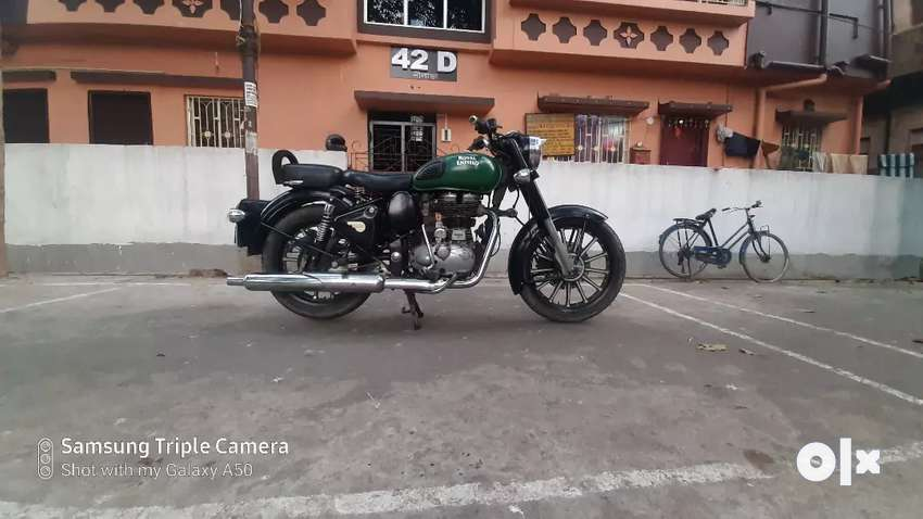 Royal Enfield bullet classic 350 for sale 0