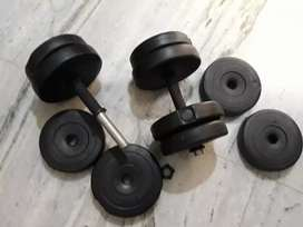 Dumbell sets of 2