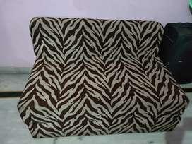 Sofa cum bed at throwaway price