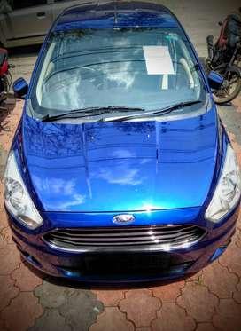 Ford Figo Aspire 2016 Petrol 42000 Km Driven