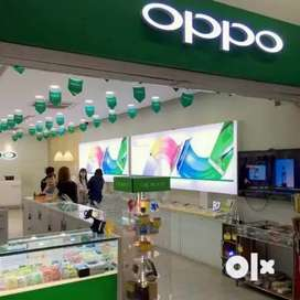 OPPO process hiring for Back Office / CCE positions