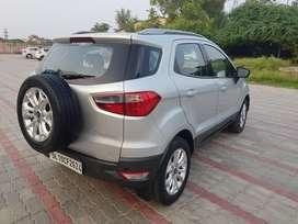 Ford Ecosport 1.5 Petrol Titanium Plus, 2013, Petrol