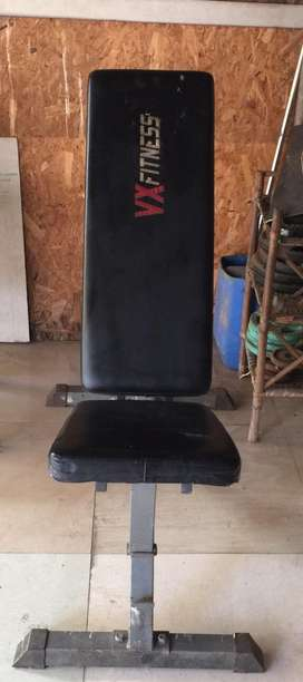 Viva Fitness Vx Adjustable Utility Bench