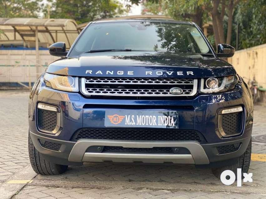 Land Rover Range Evoque HSE, 2018, Diesel 0