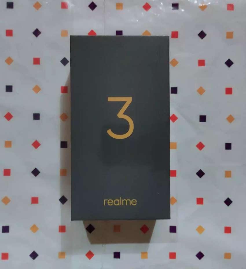 Realme 3 Ram 3/64gb (Gress) 0