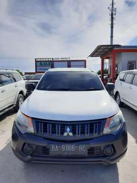 Strada triton 2017 SC (4×4) diesel manual. Km 30rb
