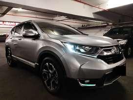 Crv Turbo Non Prestige 2017 PMK 2018 Plat L Mulus 99%