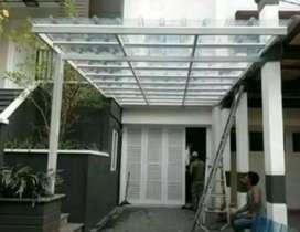 Canopy baja ringan #323