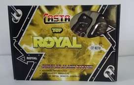 Royal Car Security Alarm and Immobilizer System