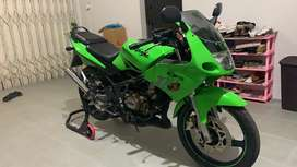 Kawasaki Ninja RR Old SE HIJAU