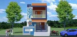 2 BHK Individual Villas in Padappai