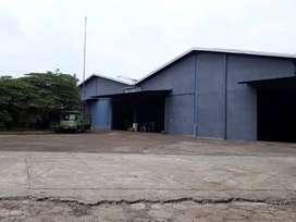 Gudang Cocok Untuk Gudang Pabrik di Tambakagung Mojokerto
