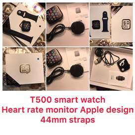 T500 smart watch and t5 apple watch series 5 read add full