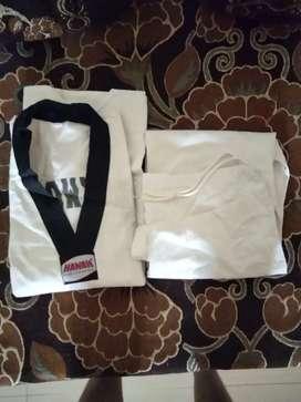 Taekwondo (karate) uniform (size-38) HANAH Company Original