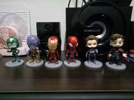 Mainan Avenger Mini Marvel