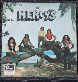 Piringan Hitam First Album The Mercys
