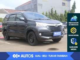 [OLX Autos] Toyota Avanza 1.3 E M/T 2018 Abu-abu