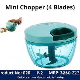 Hand chopper