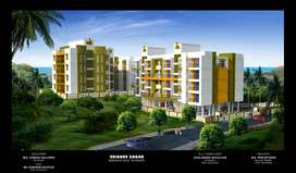 2 BHK flats near market area