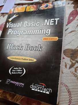 Visual Basic Dot Net Programming