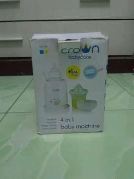 Crown baby machine 4 in 1