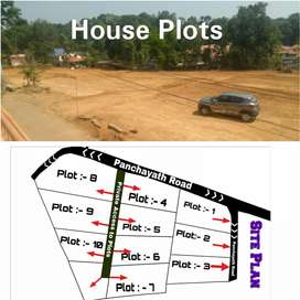 PRIME HOUSE PLOTS @ PUTHUPALLY ( CHALUMKAL PADDY)