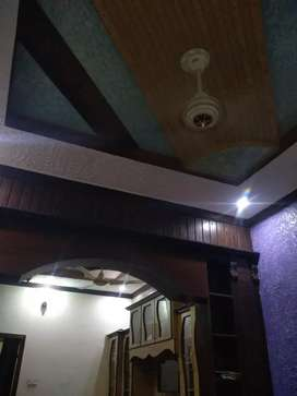 5 Marla upper portion for rent with GAS separate Elec.meter