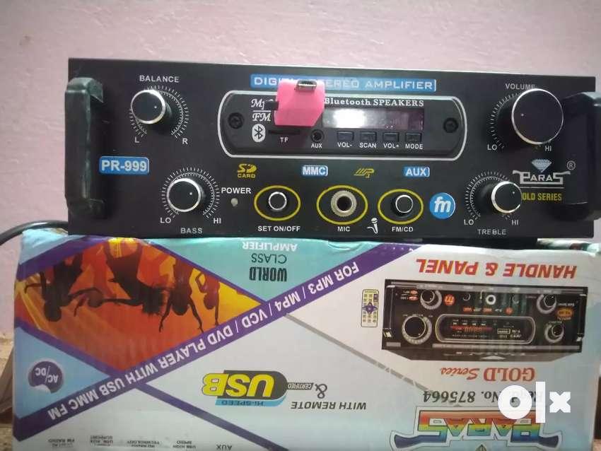 Digital stereo Amplifier 0
