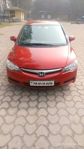 Honda Civic 1.8 S AT, 2007, Petrol