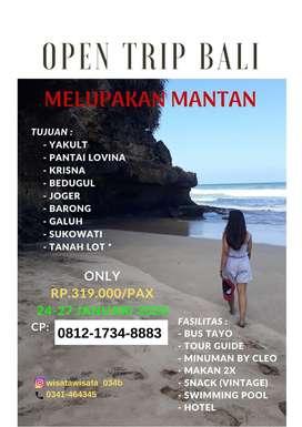Open Trip Bali Murah