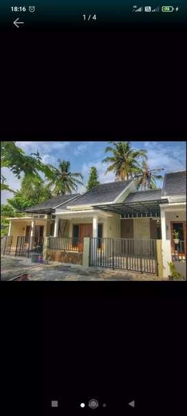 Di kontrakan rumah bersih dekat RS UII Bantul ada 2 kamar tidur