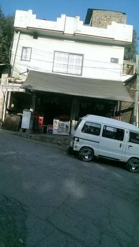 House for sell with shops