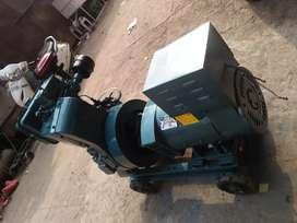 Old generator 7.5k.w.28000.cramtan.to.craon