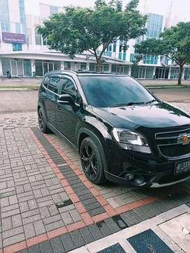 Chevrolet Orlando LT 2016