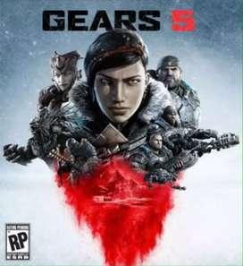 Gear5 Pc game (offline)  31gb
